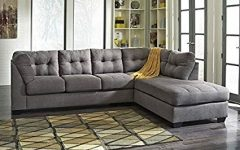 Arrowmask 2 Piece Sectionals with Sleeper & Left Facing Chaise
