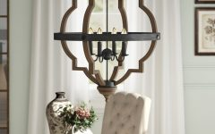 Bennington 4-light Candle Style Chandeliers