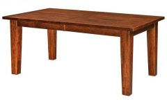 Benson Rectangle Dining Tables