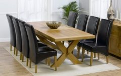 Dining Tables 8 Chairs
