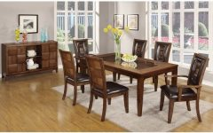Parquet 6 Piece Dining Sets