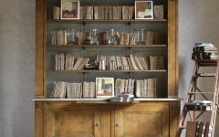 Large Solid Wood Bookcases