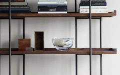 Beckett Etagere Bookcases
