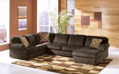 Turdur 3 Piece Sectionals With Raf Loveseat