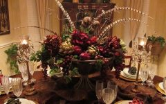 Artificial Floral Arrangements for Dining Tables
