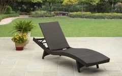 Outdoor Chaise Lounge Chairs at Walmart