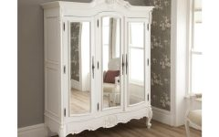 Antique White Wardrobes