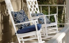 Rocking Chair Cushions For Outdoor