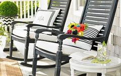 Rocking Chairs for Front Porch