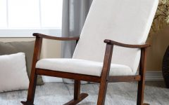 Rocking Chairs For Small Spaces
