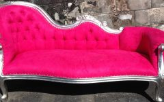 Hot Pink Chaise Lounge Chairs