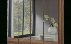 4 Door Mirrored Wardrobes
