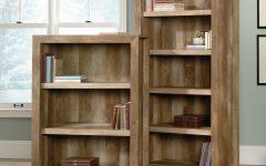 Carson 5 Shelf Bookcases