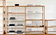 Shallow Bookcases
