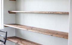 Wood for Shelves