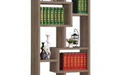 Skaggs Geometric Bookcases