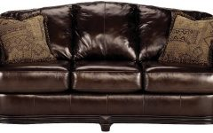 The Brick Leather Sofas