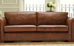 Aspen Leather Sofas