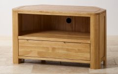 Solid Oak Corner Tv Cabinets