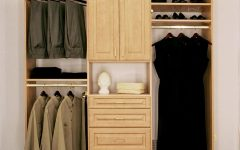 Solid Wood Wardrobes Closets