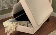 Storage Chaise Lounges