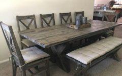 Mallard 7 Piece Extension Dining Sets
