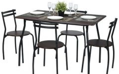 Tarleton 5 Piece Dining Sets