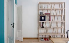 Freestanding Bookcases Wall