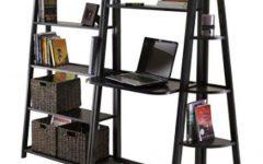 Tiva White Ladder Tv Stands
