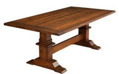 Kara Trestle Dining Tables