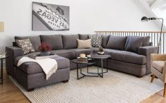 Kerri 2 Piece Sectionals With Laf Chaise