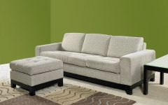 Sofas with Ottoman