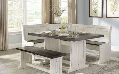 5 Piece Breakfast Nook Dining Sets