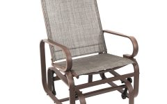 Patio Rocking Chairs With Ottoman