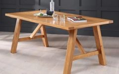 Trestle Dining Tables