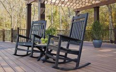 Outside Rocking Chair Sets