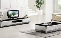 Coffee Tables and Tv Stands Sets