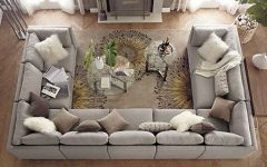 U Shaped Sectionals