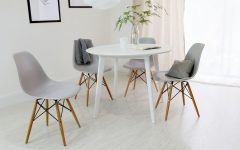 Small Round White Dining Tables