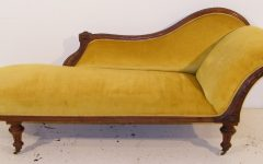 Victorian Chaise Lounges