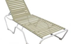 Vinyl Chaise Lounge Chairs