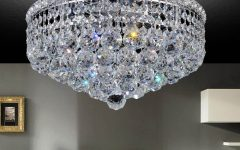 Wall Mount Crystal Chandeliers