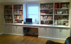 Built in Bookshelves Kits