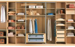Drawers And Shelves For Wardrobes