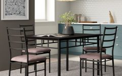 Jarrod 5 Piece Dining Sets