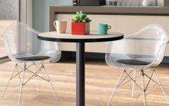 """Mcquade 35.5"""" L Round Breakroom Tables"""