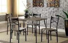 Middleport 5 Piece Dining Sets