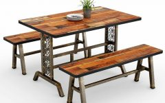 Shepparton Vintage 3 Piece Dining Sets