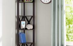 Hattie Corner Bookcases