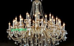 Huge Crystal Chandeliers